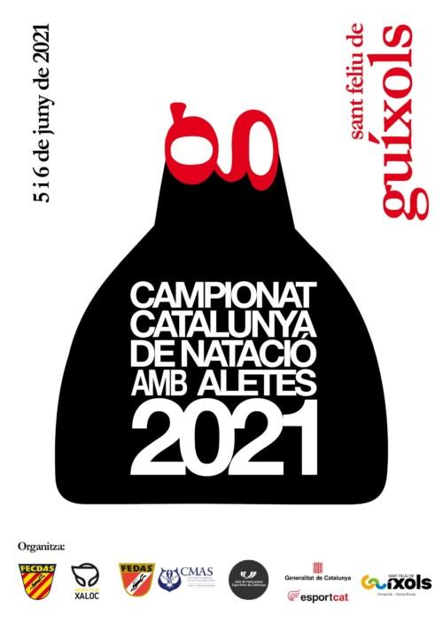 Campionat de Catalunya de Natació amb Aletes